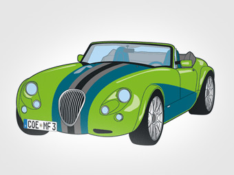 Wiesmann Roadster MF3 Final Edition by Sieger